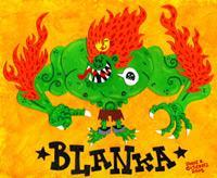Bossa Nova Blanka