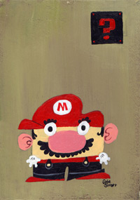 Mario Block