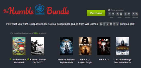 humble bundle batman